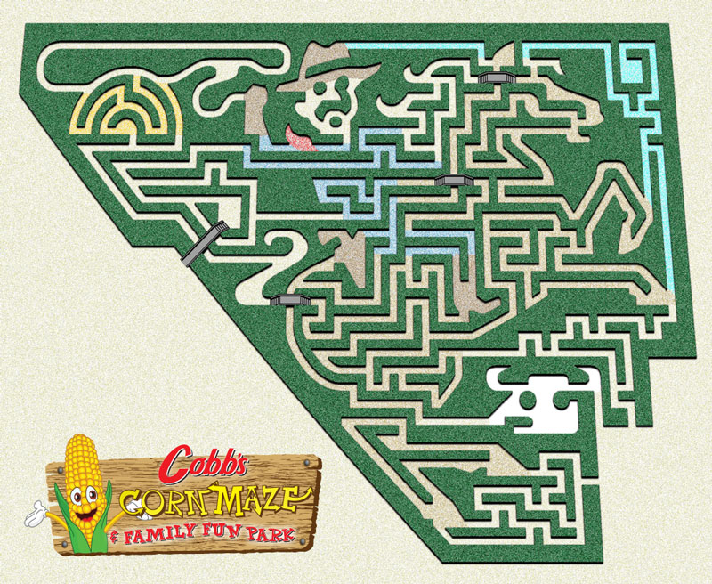 Cobbs Corn Maze