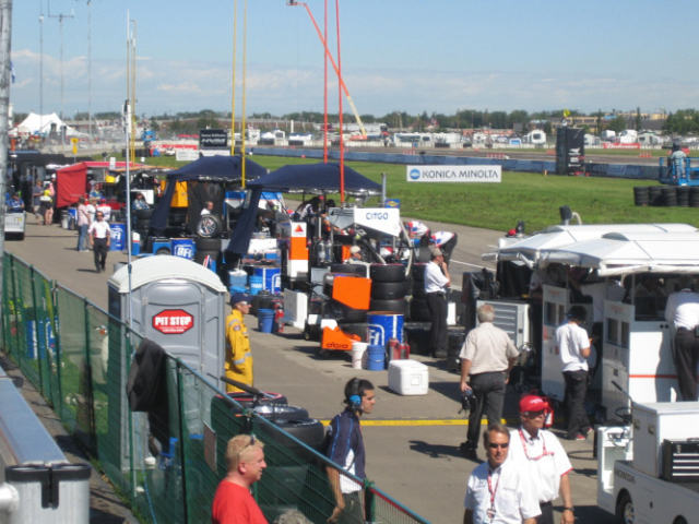 Porta Potty Rentals Edmonton Indy
