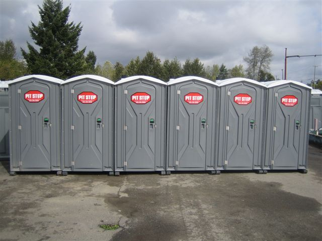 Abbotsford Air Show Portable Toilet Rental
