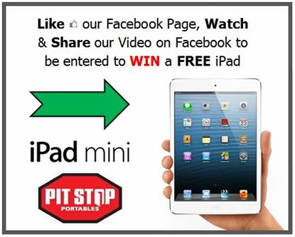 Pitstop iPad Mini Giveaway