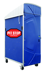 highrise portable toilet